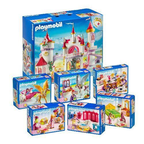 Playmobil 5142 palais de princesse set achat for Chateau playmobil princesse 5142