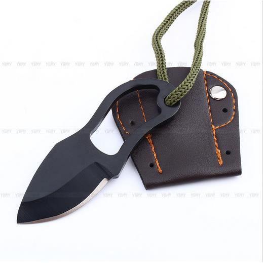 KIT DE SURVIE Mini EDC Couteau De Poche Multifonctions Outil de