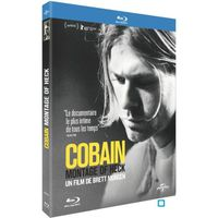 BLU-RAY DOCUMENTAIRE BLU-RAY™ Collector Cobain montage of heck