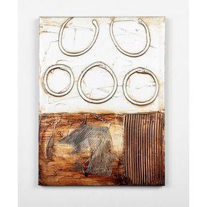 TABLEAU - TOILE Tableau déco Modern  12 -  Toile peinte à la main