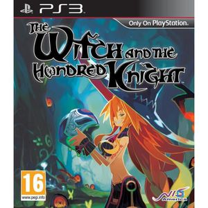 JEU PS3 The Witch And The Hundred Knight PS3