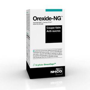 COMPLÉMENT EN MINÉRAUX NHCO OREXIDE-NG 56 GELULES