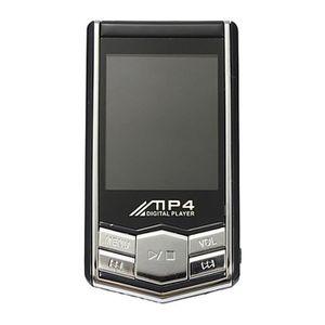 LECTEUR MP3 LR Radio Fm Mini Lecteur 8Gb Lcd Mp3 Video Musique