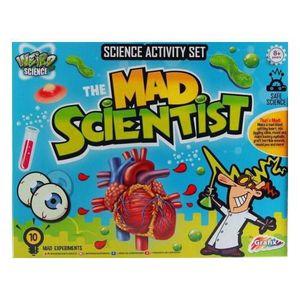 ACCESSOIRE JEU SCIENCE Weird Science Le jeu d'activités méga-scientifique