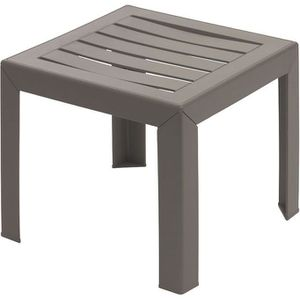 TABLE BASSE Table Basse Miami Taupe