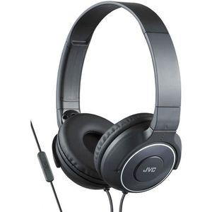 CASQUE - ÉCOUTEURS JVC HA-SR225 Noir Casque audio clos