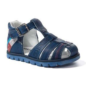 Chaussures à bout ouvert GBB bleues garçon  Bottes Classiques Homme gtiuZxHRfr