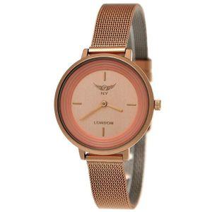 MONTRE Milanaise Plat de montre de bracelet analogique él e2ef551dce1