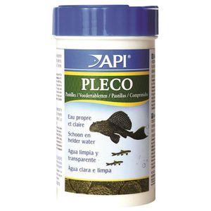 ALIMENT PELLICULÉ API Pleco Comprimés - Pour poisson - 106 g
