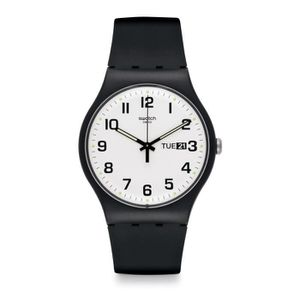 MONTRE Montre Swatch New Gent Twice again