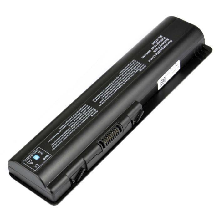 Batterie Dordinateur Portable Pour Compaq Presario Cq70 110ef