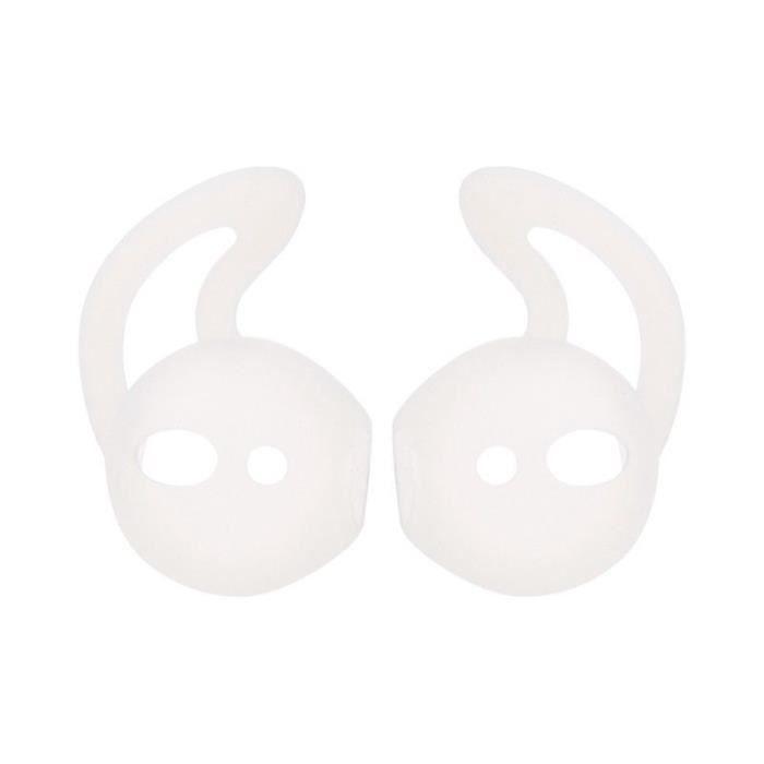 Transparent 1 Pair 1/3/5 Paires Crochet D'oreille Écouteurs Intra-auriculaires Pour Apple Airpods Accessoires Sport