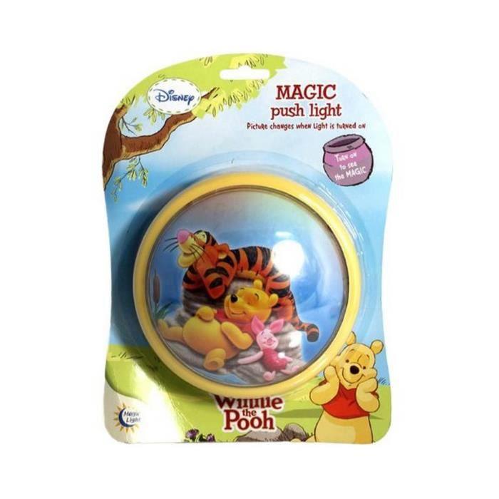 Lampe Veilleuse Touch Light Disney Winnie L Ourson Enfant Achat
