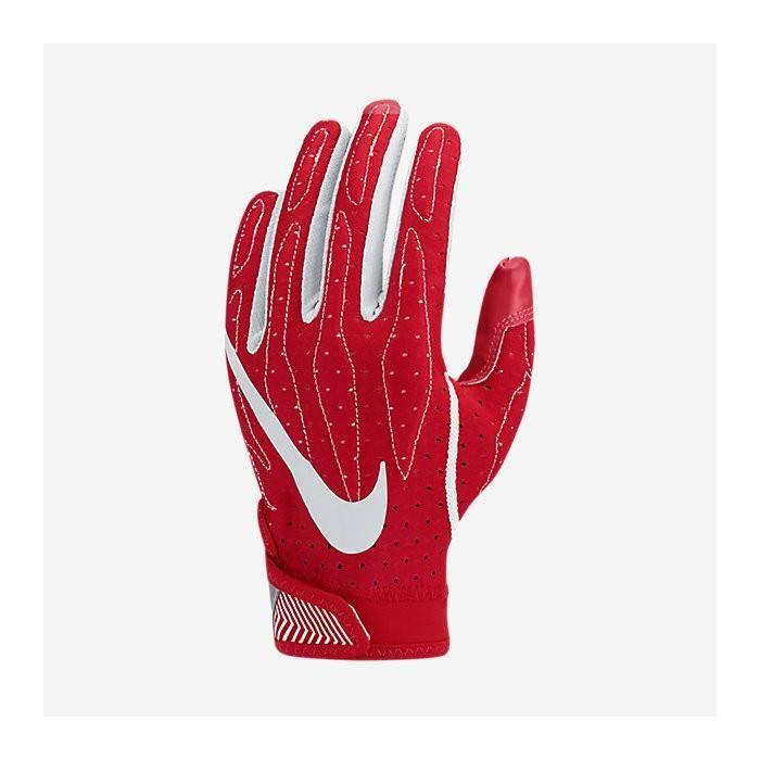 gant de football am ricain nike superbad 4 0 receveur rouge pour junior prix pas cher cdiscount. Black Bedroom Furniture Sets. Home Design Ideas