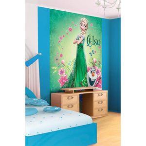 la reine des neiges papier peint achat vente la reine. Black Bedroom Furniture Sets. Home Design Ideas