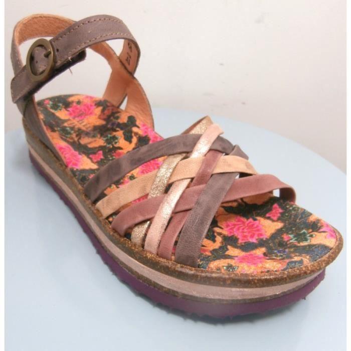 sandales think zega malva