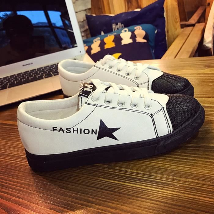 Sports Casual 167 Soft Slip xz Leather on Shoes Sneakers Breathable Femmes Blanc Sole pOzn4q8x1