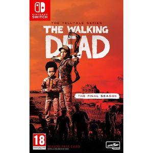 SORTIE JEU NINTENDO SWITCH The Walking Dead : The Final Season Jeu Switch