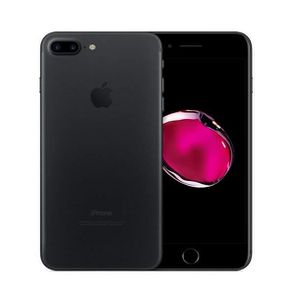 SMARTPHONE APPLE iPhone 7 256 Go noir