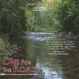 CD MUSIQUE DU MONDE Jonathan Urie - One for the Road