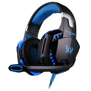 CASQUE AVEC MICROPHONE Casque Gaming Micro Casque Filaire PC PS3 Xbox One