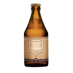BIÈRE Chimay dorée 4.8° 33 cl 6 x 33 cl