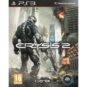 JEU PS3 Crysis 2 PS3 [import anglais]
