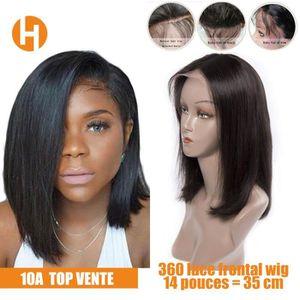 PERRUQUE - POSTICHE 360 lace frontal wig perruque bresilienne femme li