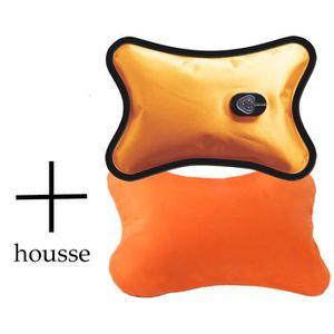 BOUILLOTTE Bouillotte Magique électrique + housse Orange