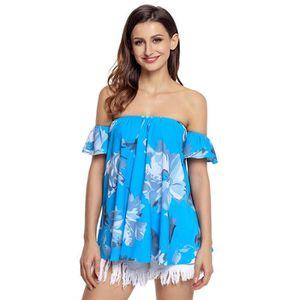 T-SHIRT T shirt femmes de marque luxe pas cher en Sans bre