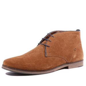 DERBY System Homme Chaussures Marron Redskins