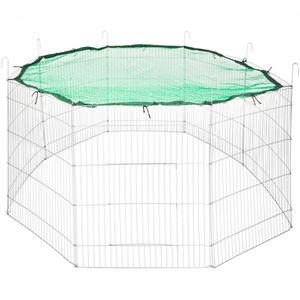 ENCLOS - CHENIL Cage, Clapier, Enclos, Parc d'Extérieur Grillagé à