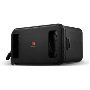 LUNETTES 3D Xiaomi HD 3D VR Lunettes de réalité virtuelle Casq