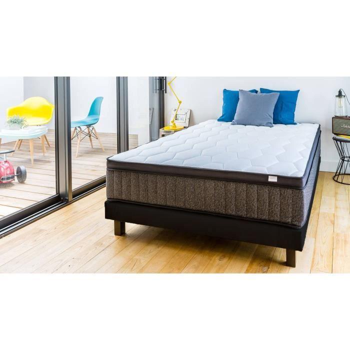 sommier plus matelas 140x190 cool ensemble matelas sommier with sommier plus matelas 140x190. Black Bedroom Furniture Sets. Home Design Ideas
