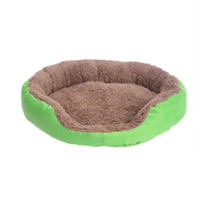 Chiot Chien Chat Toison Mat Confortable Lit Chaud Molletonné Cotten Maison Pad Nestcxq*2136