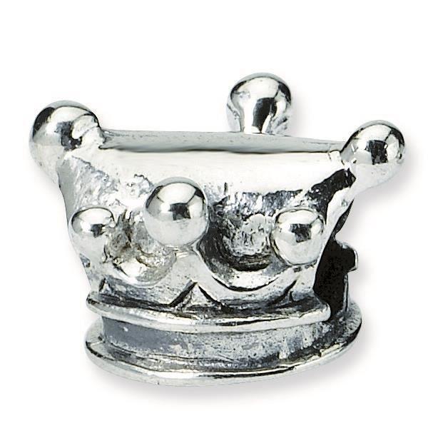 Argent Sterling réflexions Kids Chapeau Jester Charm perle