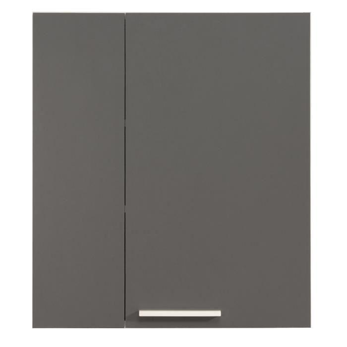 ARMOIRE DE CHAMBRE NATTY Armoire de salle de bain L 60 cm - Décor et