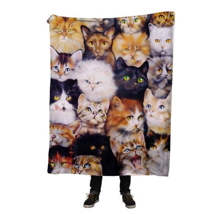 plaid avec chat achat vente plaid avec chat pas cher With tapis bébé avec ou acheter un bon canapé pas trop cher