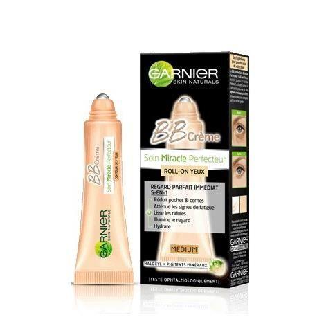 GARNIER BB Crème Roll on yeux Skin naturals - medium