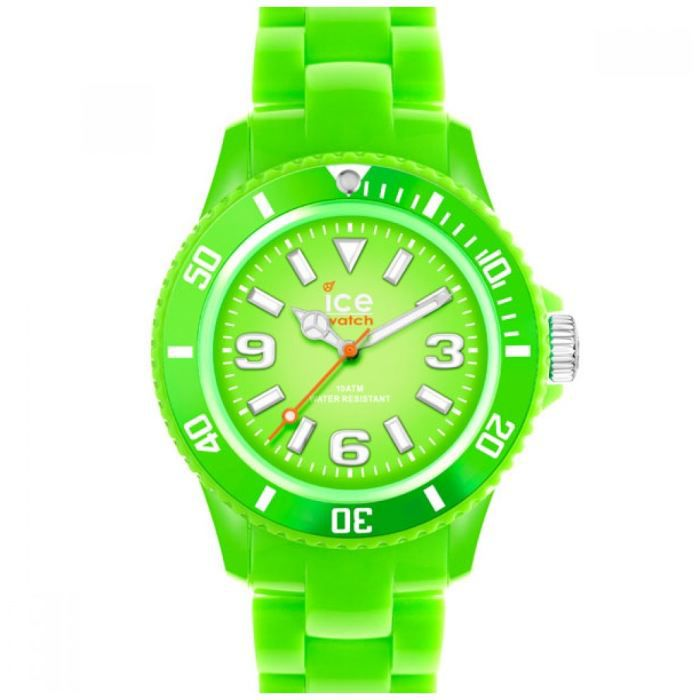 montre mixte ice watch verte ice solid sd gn s vert. Black Bedroom Furniture Sets. Home Design Ideas