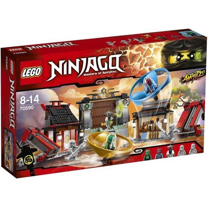 lego ninjago nouveaut s 2016 l 39 ar ne de combat airjitzu 70590 achat vente assemblage. Black Bedroom Furniture Sets. Home Design Ideas