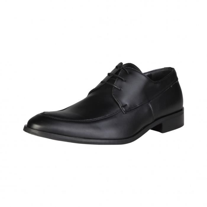 Moliere - Made in Italia - Chaussures à lacets pour Homme noir Made in Italia GjsElR4A