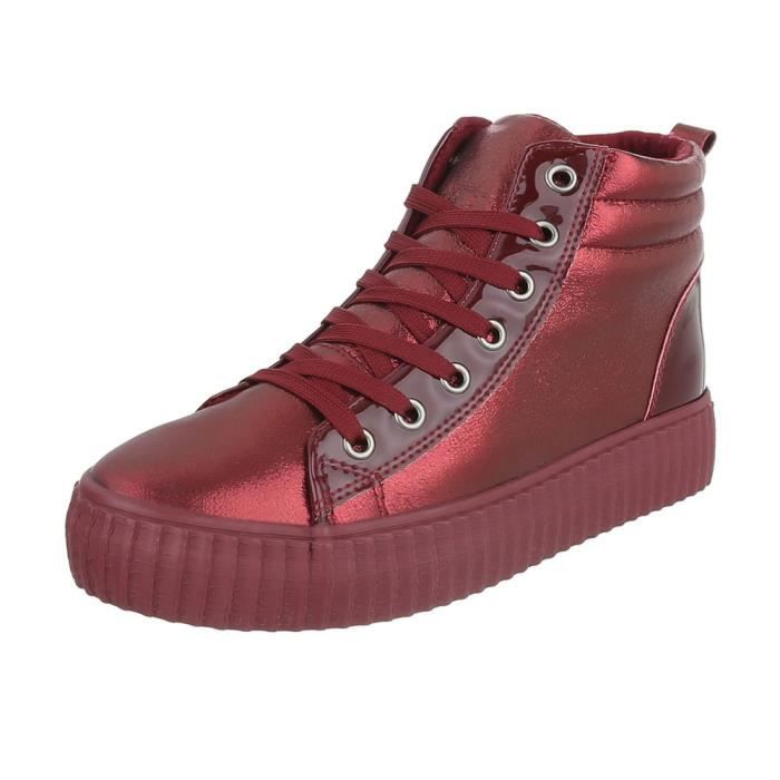 Femme Chaussures Femme Sportsneakers Sport Bordeaux Sportsneakers Chaussures Bordeaux Sportsneakers Sport 08dxqxw6
