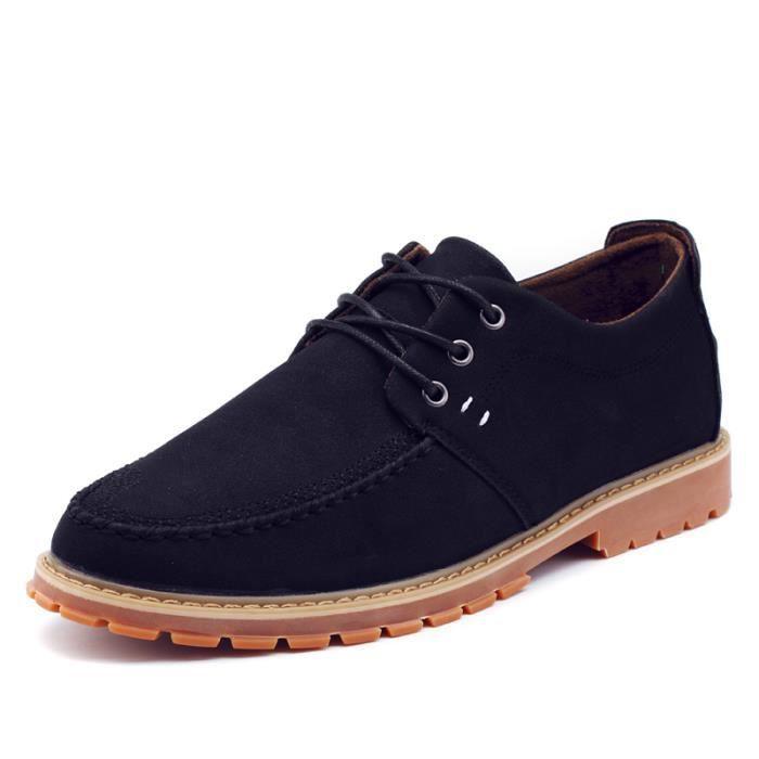 ffe38b4c4c1 Mocassins pour homme Chaussures de ville Chaussures en daim ...