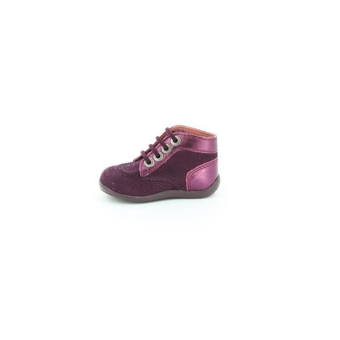 Boots Kickers Bonbon brillant - 44682610014 HhYpk