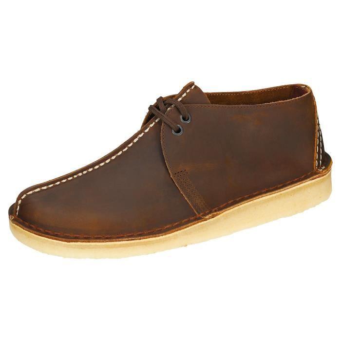 5c48babfc8b Clarks Originals Desert Trek Homme Chaussures Marron - 41 EU Marron ...