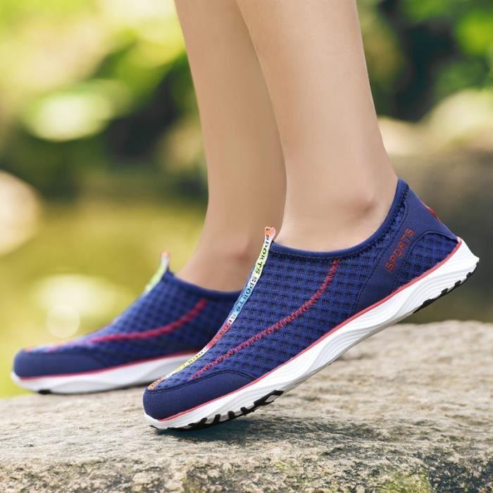 4 Color Style Trou pour Hommes Mode Outdoor Sandales Casual 1QoKiu