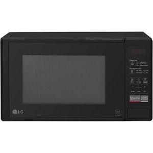 MICRO-ONDES LG MNS242D - Micro-ondes monofonction noir - 20 L