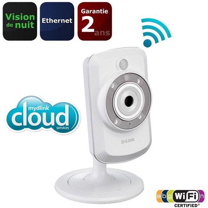 caméra de surveillance ip intérieure et extérieure - achat / vente