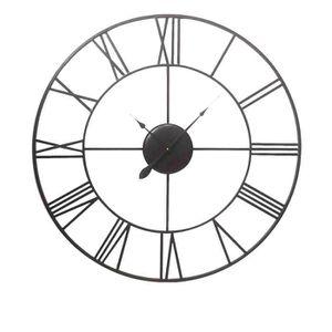 horloge murale métal achat vente horloge murale métal pas cher